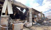 Recuperació de nau sinistrada per incendi. A.3 Aprofitament Assesorament Ambiental, S.L., Granollers