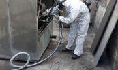 Recuperació de nau sinistrada per incendi, Corporació Alimentaria Guissona, S.A.