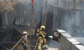 Incendi Dallant, Sant Feliu de Llobregat