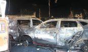 Recuperació de nau sinistrada per incendi, Hyunday Blanes