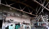 Recuperació de nau sinistrada per incendi. Pinter Caipo, S.A.U., Santpedor