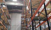 Recuperació de nau sinistrada per incendi, Quimidroga, S.A.