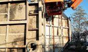 Recuperació de nau sinistrada per incendi, Termosolar Borges, S.L.