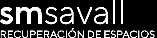 Recuperación de espacios SM SAVALL