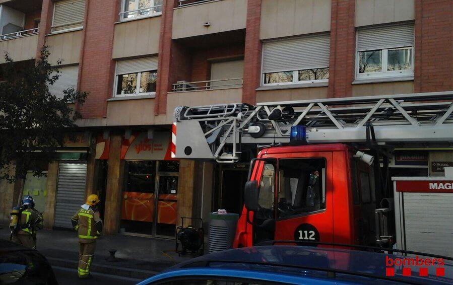 Incendi a Tarragona