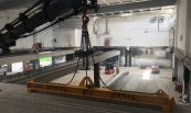 Recuperació de nau sinistrada per incendi. Asgral Trade, S.L., Salt