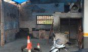 Recuperació de nau sinistrada per incendi. MontfortAuto, Sant Llorenç Savall