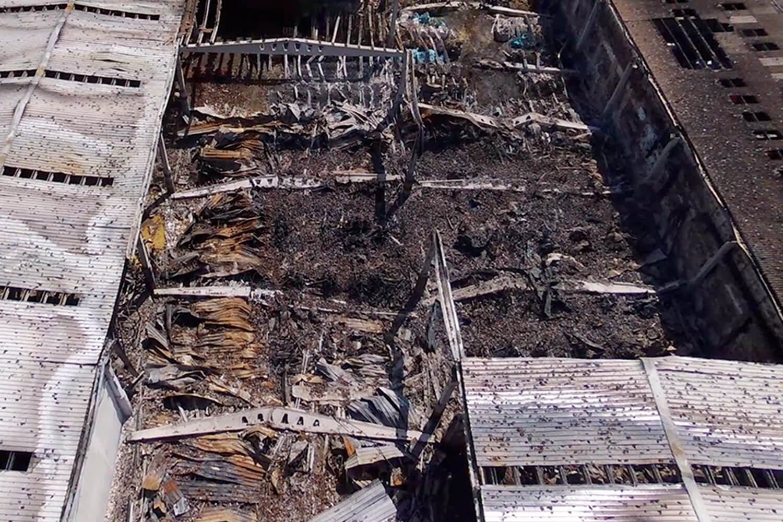 Coordinació de grans sinistres per incendis
